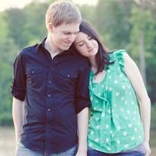 Caleb and Lydia